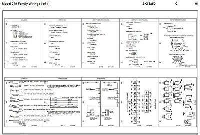 1994 Peterbilt Dash Wiring Diagram Schematic by 1994 Peterbilt 378 Wiring Diagram Wiring Diagram