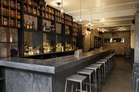 Minimalist Bar Design by Bar Openings June 2015