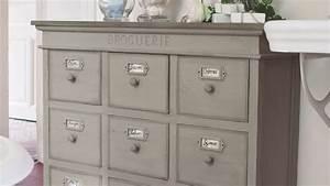 Peinture : relooker vos meubles en bois avec de la patine Côté Maison