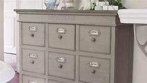 peinture relooker vos meubles en bois avec de la patine With amazing meuble effet vieilli blanc 2 peinture relooker vos meubles en bois avec de la patine