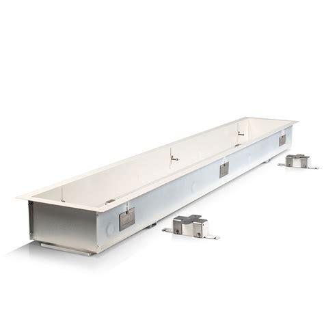 caisson d caisson d 39 encastrement pour plafond heatscope