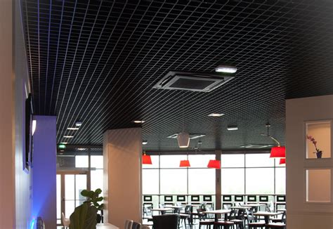 faux plafonds r 233 sille m 233 tallique