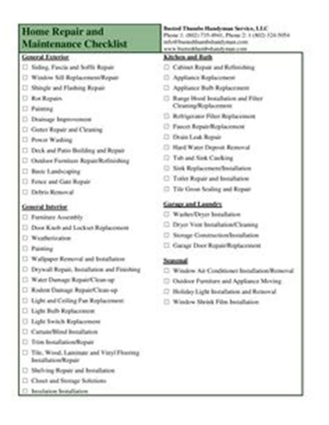 Tv Hanging Service Proposal Template by Punch List Template For Home Remodels In Excel And Pdf
