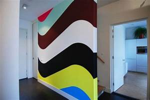 Double wall painting ideas modern house plans designs 2014 for Painting a design on a wall