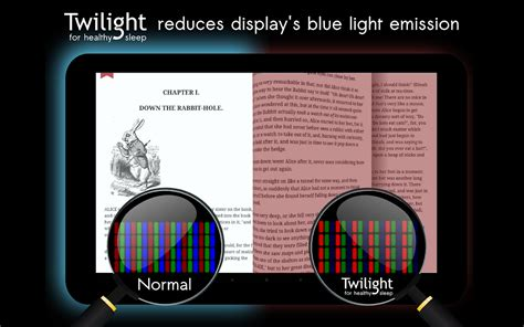monitor blue light filter twilight android apps on google play