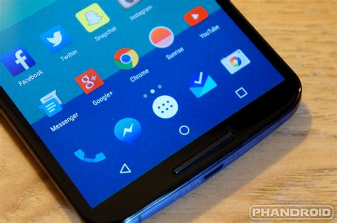 Nexus 6 Android 5.1.1 with WiFi Calling OTA update