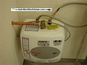 How To Repair A Water Heater Tripping Circuit Breaker