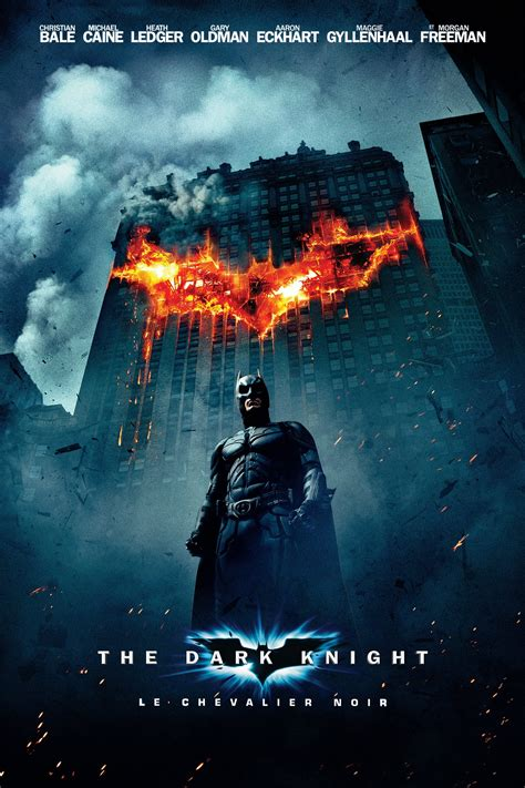 dark knight le chevalier noir  vostfr