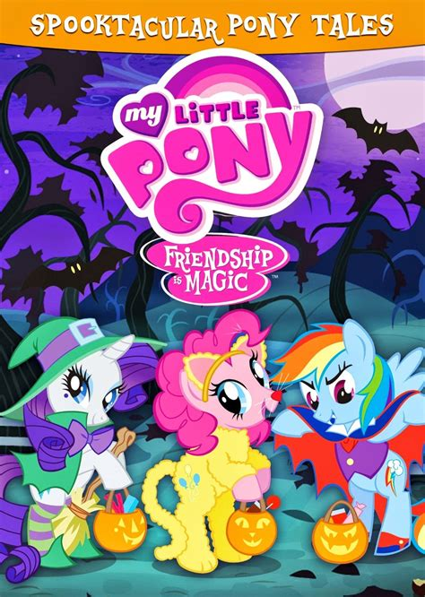dvd pony tales releases mlp series