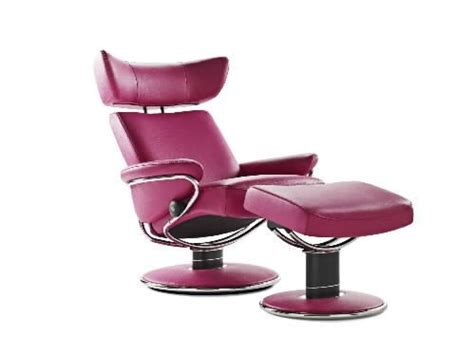 Ekornes Jazz Stressless Recliner by Ekornes Stressless Jazz Medium Recliner With Ottoman