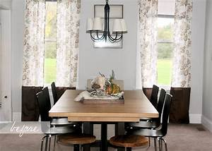 Curtain Ideas For Small Dining Room