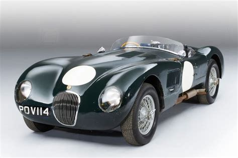 Vintage Jaguar Racing Car Bought For £635 Five Decades Ago