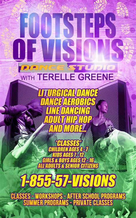 Footsteps of Visions Dance Studio | WLXC-FM