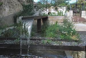 Lame D Eau Bassin : cascade lame d 39 eau pour bassin images ~ Premium-room.com Idées de Décoration