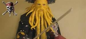 Masque Halloween A Fabriquer : best 25 davy jones costume ideas on pinterest davy ~ Melissatoandfro.com Idées de Décoration