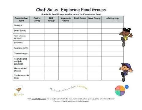 free printable healthy eating worksheets skgold co