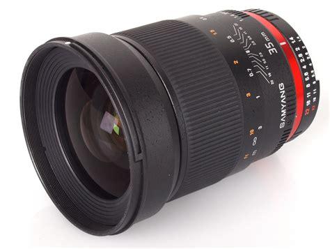 samyang 35mm samyang 35mm f 1 4 ed as umc lens review