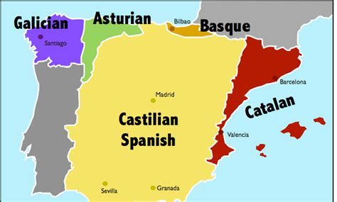 dialects spanish many there andalusian