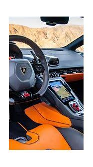 2020 Lamborghini Huracán EVO RWD Interior Wallpaper | HD ...