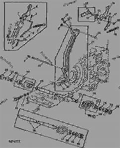 Load Control  03c24  - Tractor John Deere 2940