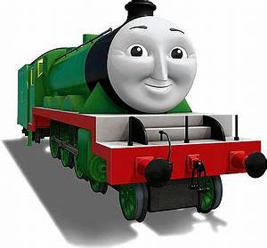 Henry Engine Moving Eyes HO Scale Thomas-the-Tank Electric ...