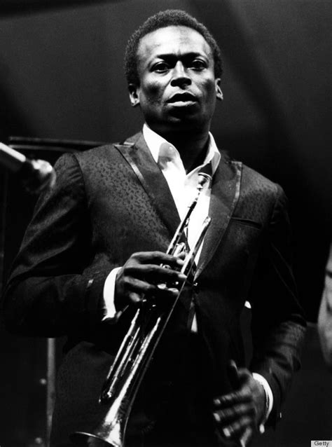 Miles Davis In A Leopard Print Tuxedo Is The Definition Of ...