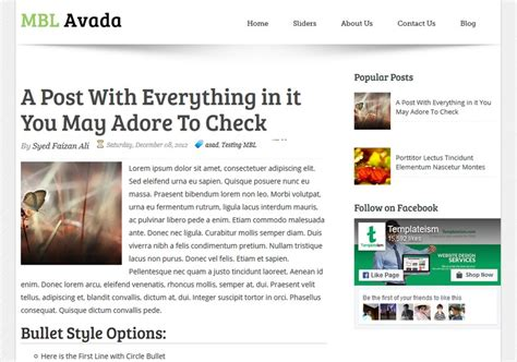 Avada Theme How To Custom Templates From 4 To 5 by Avada Template 2013 Free Download