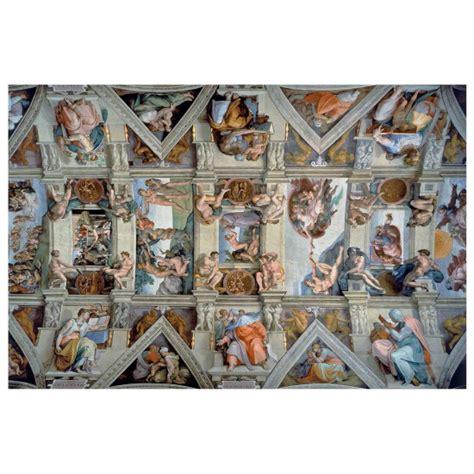 puzzle 5000 pi 232 ces plafond de la chapelle sixtine puzzle ravensburger rue des puzzles