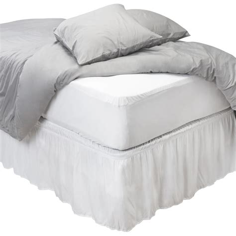 Bed Bug Covers Home Depot by Sleep Safe Zipcover Bed Bug Allergy And Water Proof