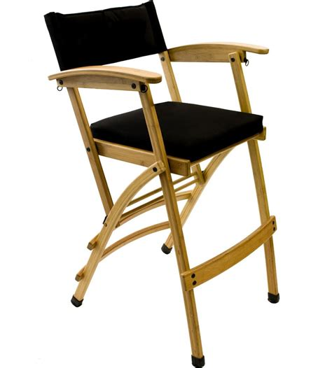 bamboo directors chair in accent chairs