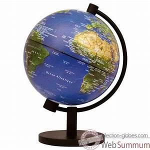 Mini Globe Terrestre : blumeray photo et carte postale ~ Teatrodelosmanantiales.com Idées de Décoration
