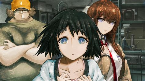 animelist steins gate what anime has the best or worst artstyle in terms of