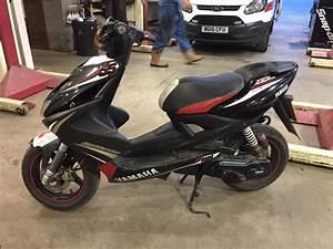 Moped 50ccm Yamaha : yamaha aerox 50cc moped 2012 scooter in plymouth devon ~ Jslefanu.com Haus und Dekorationen