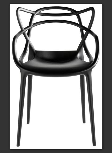 Chaise Masters Par Philippe Starck Pour Kartell