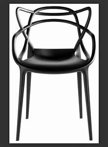 Chaise Masters Par Philippe Starck Pour Kartell