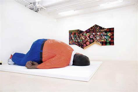 black bodies white cubes  problem  contemporary arts appropriation  race artnews
