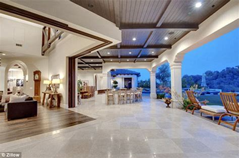 Aerial views of Britney Spears' $8.5million Los Angeles