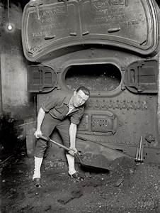 Antique Coal Boiler