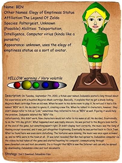 creepy pasta oc roleplay character creation creepypasta