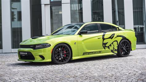 2016 Hellcat Charger Horsepower by German Tuned Dodge Charger Srt Hellcat Unleashes 782