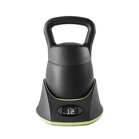 digital adjustable kettlebell jaxjox