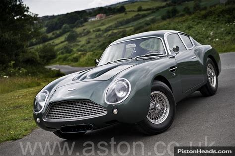old aston martin classic aston martin db4 zagato recreation for sale