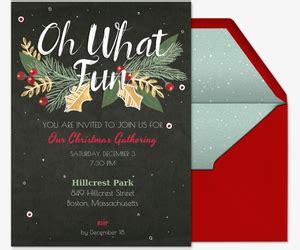 christmas invite ryhmes free invitations evite