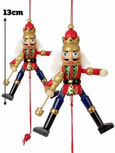 Casse Noisette Deco Noel : nutcracker tree decoration christmas wooden hanging ~ Premium-room.com Idées de Décoration