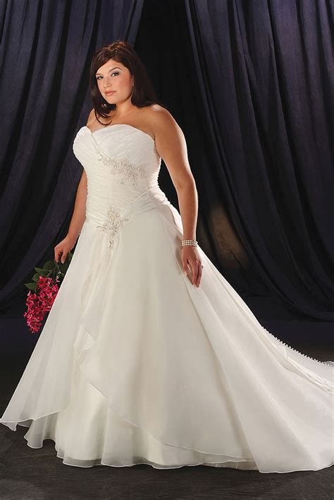 wedding dress for plus size wedding dresses you look like a princess