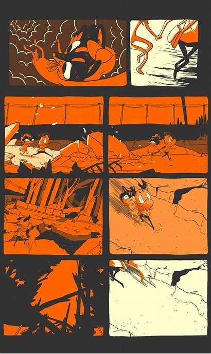 Brightest Night Comic