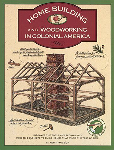 homebuilding  woodworking  colonial