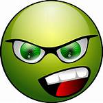 Face Smiley Angry Happy Icon Emoji Cartoon