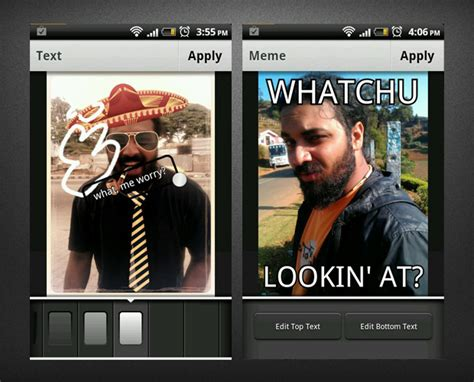 Add Meme Text - aviary the photo editor you ve been waiting for 171 android appstorm