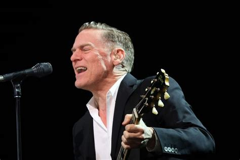 Bryan Adams At Echo Arena